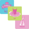 Princess Ballerina Patch collection